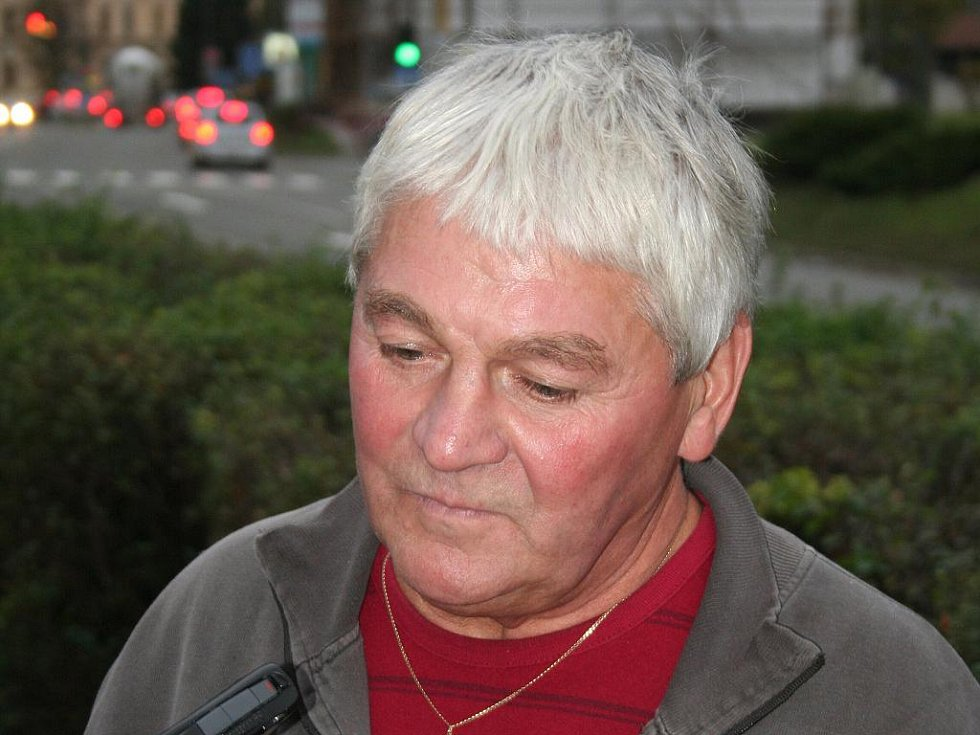Ladislav Selinger,  62 let,  důchodce