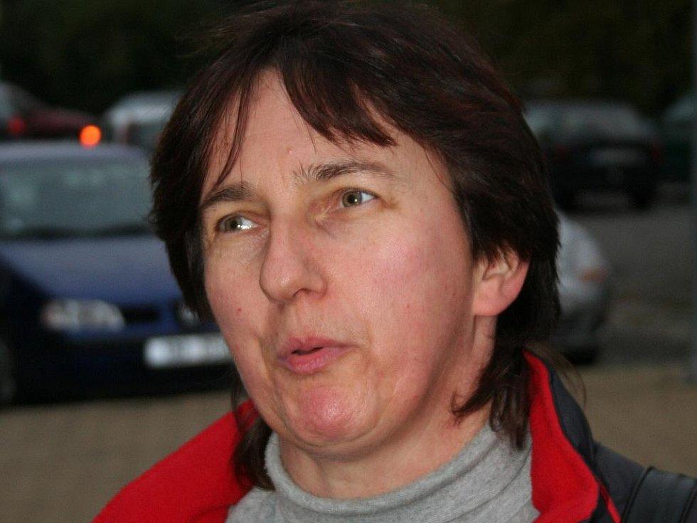 Jiřina Brandýsová,  47 let , bez zaměstnání