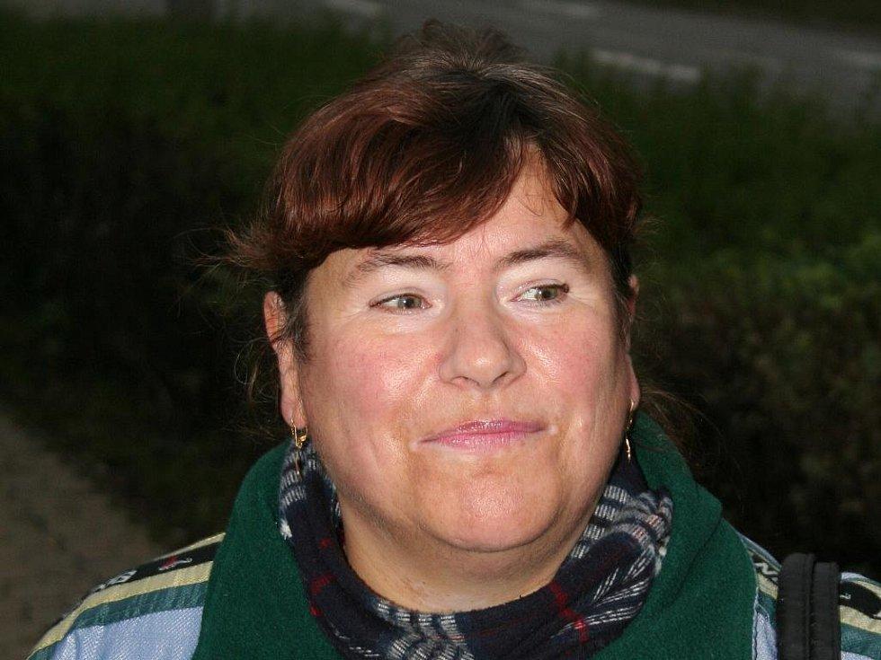 Marie Kupčíková,  51 let,  pomocnice v kuchyni