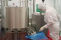 Mikrobiální základ Dentivacu je nesmírně náchylný na znečištění, proto musí vznikat v naprosto sterilním prostředí.