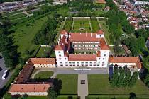 Zámek v Bučovicích uzavřeli v březnu kvůli protiepidemiologickým opatřením.