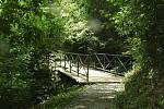 Obnova lesoparku Kalvárie je výsledkem přeshraniční spolupráce se slovenským Trenčínem.