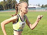 Osmadvacátý ročník Běhu Vyškovem-Vyškovské 12 vyhráli závodníci AK Drnovice Irena Pospíšilová a Tomáš Steiner.