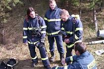 Dobrovolní hasiči z Otnic