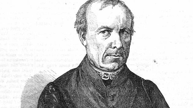František Sušil byl teologem a sběratelem lidových písní.