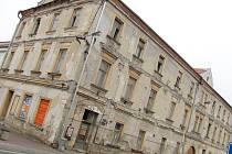 Greplův dům ve Vyškově potřebuje důkladnou rekonstrukci.