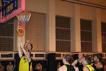 Vyškovští fanoušci si o víkendu užijí basketbalu dosytosti. Proher, jako tato se Zlínem, si přejí co nejméně.
