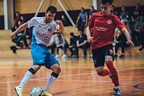 V posledním kole letošního programu II. ligy remizovali futsalisté Amoru Kloboučky Vyškov s FK Baracuda Jakubčovice 4:4.