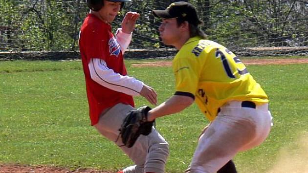 Bučovičtí baseballisté.