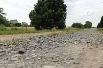 Neutěšený stav cyklostezky je jen jedním z několika problémů, na které obyvatelé Maref poukazují.