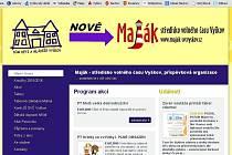 Spolu s novým názvem má vyškovský dům dětí a mládeže i upravené internetové stránky.