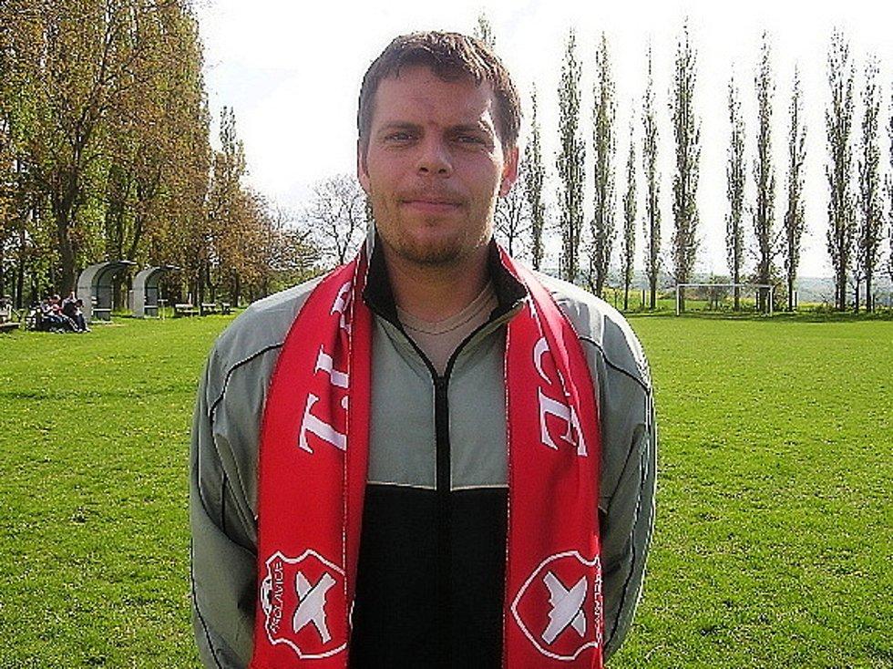 Trenér Vladimír Keršner.