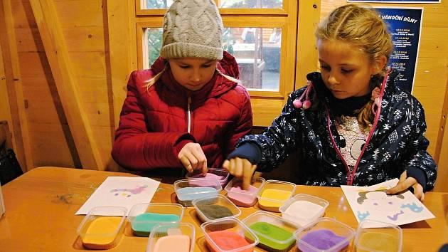 Vyškovský Maják přišel s další aktivitou pro děti. Čeká je advent plný tvoření. Ilustrační snímek.