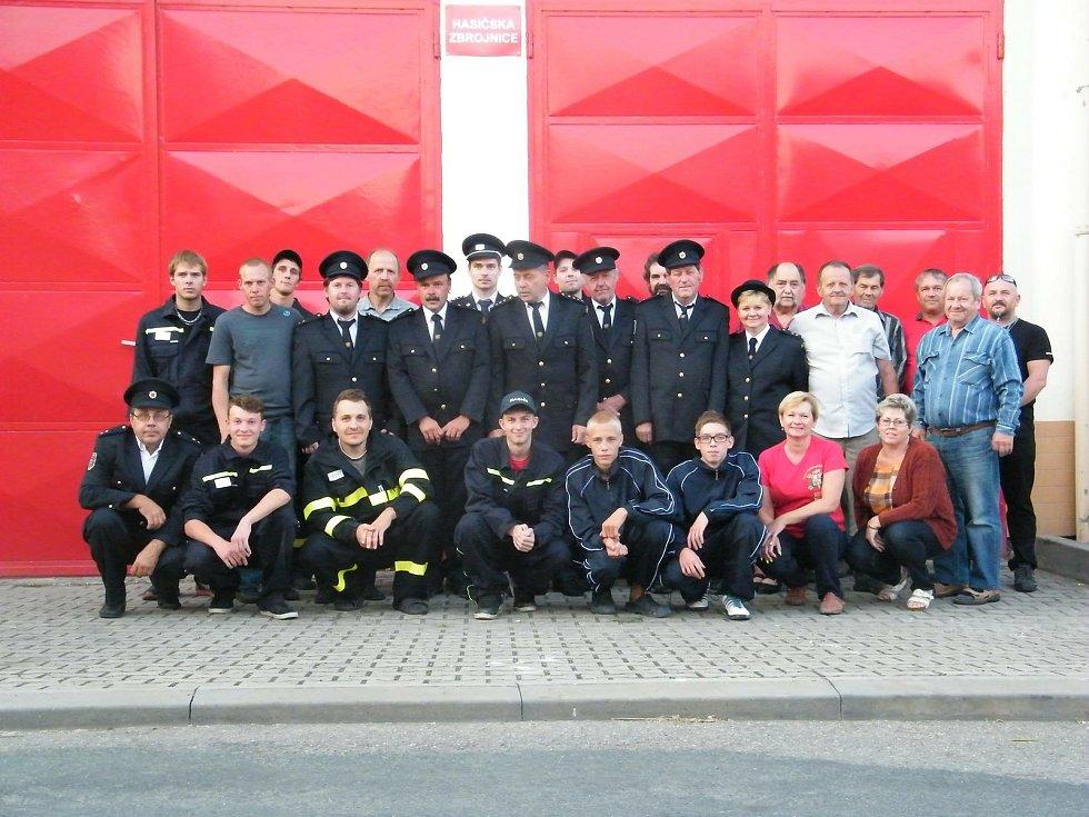 Sbor dobrovolných hasičů Letonice.