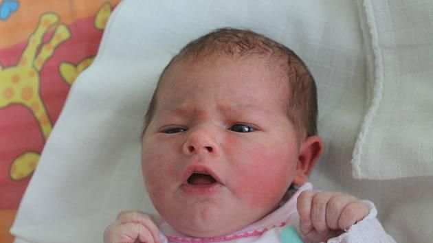 Mia Losmanová; 19-06-2019; 49 cm; 3360 g; Drnovice; Nemocnice Vyškov