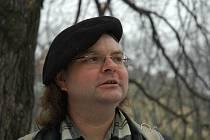 Biozemědělec a básník Zbyněk Ulčák.