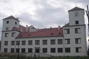 Zámek v Bučovicích