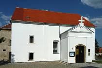 Rousínovská synagoga.