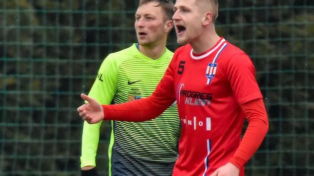 Michal Jeřábek se v Líšni raduje z vedení ve druhé lize.