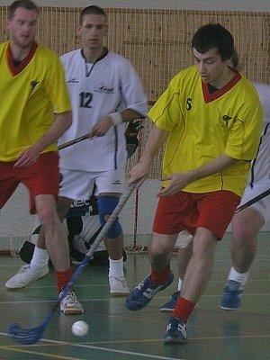 Dvakrát se do branky Jedovnic trefil ivanovický Tomáš Vaverka (na snímku) a přispěl k zisku třech bodů.