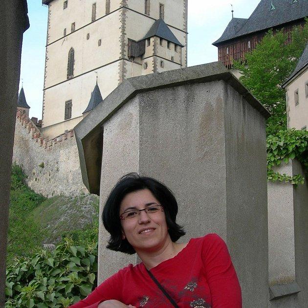 Monika Lauterbachová.