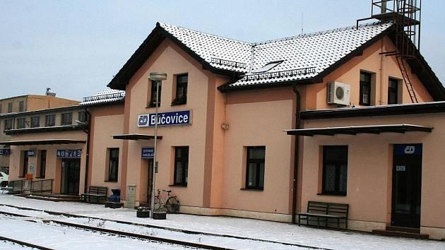 Bučovické vlakové nádraží