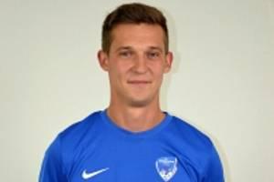 Fotbalista Lysovic David Lukeštík se stal kanonýrem víkendu v Jihomoravském kraji.