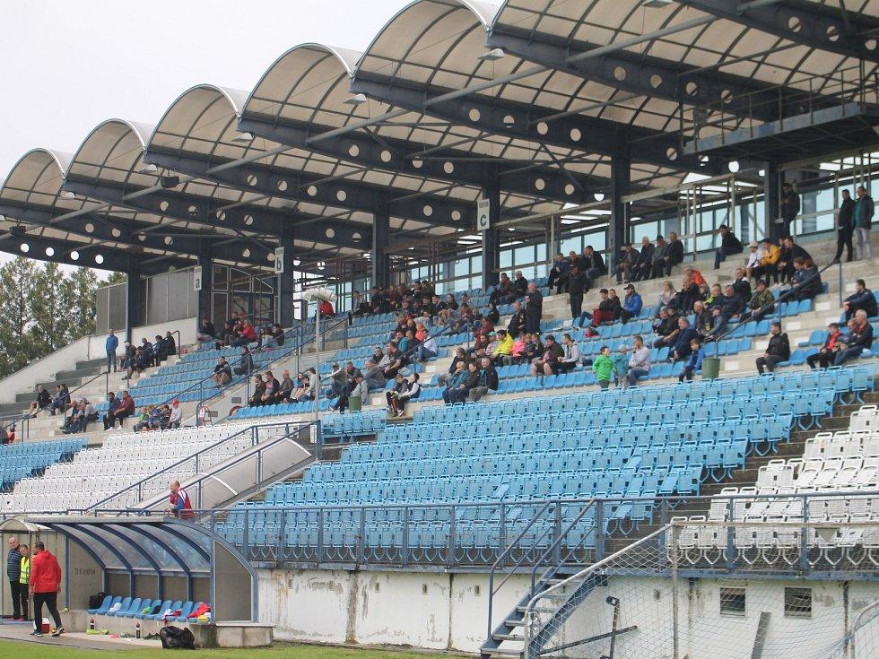 Na drnovickém stadionu se bude opět hrát profesionální fotbal. Azyl tu bude mít MFK Vyškov.