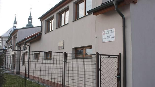 Vyškovská charita, která sídlí v Morávkově ulici, má problém s vytápěním objektu.