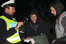 Na kontrolu viditelnosti chodců s důrazem na reflexní prvky se v úterý zaměřili policisté na Vyškovsku. Odstartovali dopravně bezpečnostní akci, která bude probíhat v následujících týdnech na celé jižní Moravě.