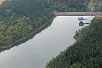 Opatovická přehrada. Ilustrační foto.