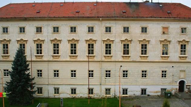Budova vyškovského zámku. Ilustrační foto.