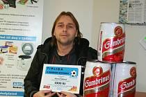 V podzimním cyklu oblíbené tipovací soutěže čtenářů Vyškovského deníku Rovnost zvítězil Martin Kudlička z Nesovic.