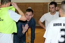 Futsalisté Amoru Vyškov.