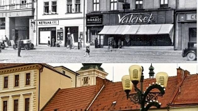 Proměna domu na vyškovském náměstí