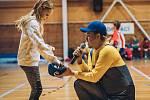 Tradice přispívat na charitativní účely je ve futsalovém Amoru Kloboučky Vyškov dlouholetá. Nejčastěji podporuje konta pro tělesně postižené děti.