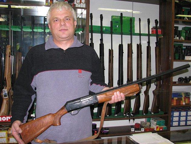 myslivecký hospodář  Radoslav Kotík