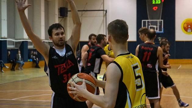 Basketbalisté Vyškova obsadili v Jihomoravské lize šesté místo.