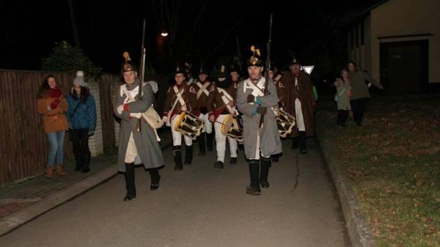 Napoleonský pochod.