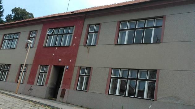 Základní škola Wiedernannova v Ivanovicích na Hané. Ilustrační foto.
