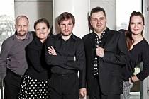 Vokální kvinteto  Ensemble Frizzante vystoupí ve Hřbitovním kostele Panny Marie ve Vyškově dne 23. srpna.