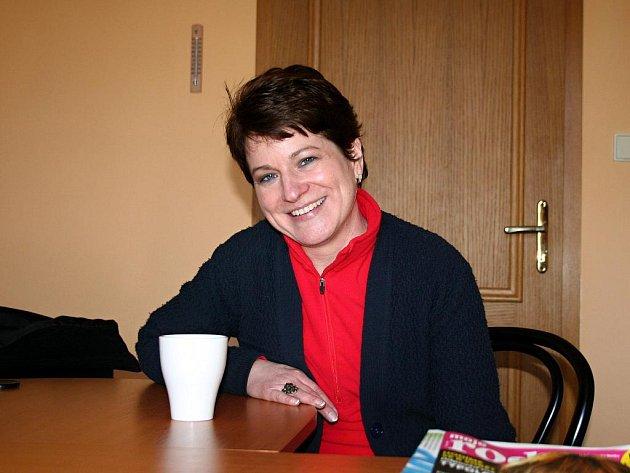Martina Šlampová stojí v čele komunitní nadace Tři brány.