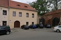 Mateřská škola Zvídálek na Koláčkově náměstí.