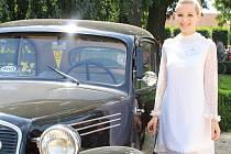 Víc jak tisíc zachovalých veteránů předvedlo svou krásu v zámeckém parku ve Slavkově u Brna. Jedenadvacátý ročník Oldtimer festivalu přilákal takřka patnáct tisíc zájemců.