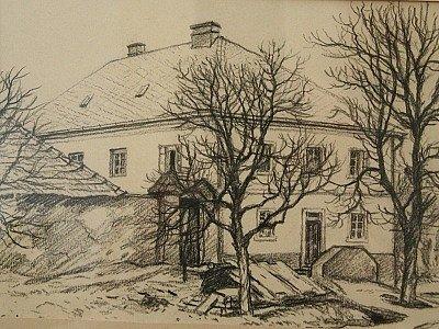 Zaniklá zákoutí Vyškova a blízkého okolí přibližují díla malíře Josefa Kachlíka, která vystavuje do konce listopadu Muzeum Vyškovska.