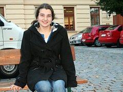 Osmnáctiletá Hana Krsková z Vyškova sklízí úspěchy ve hře na klavír.