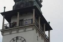 Vyškovská radnice