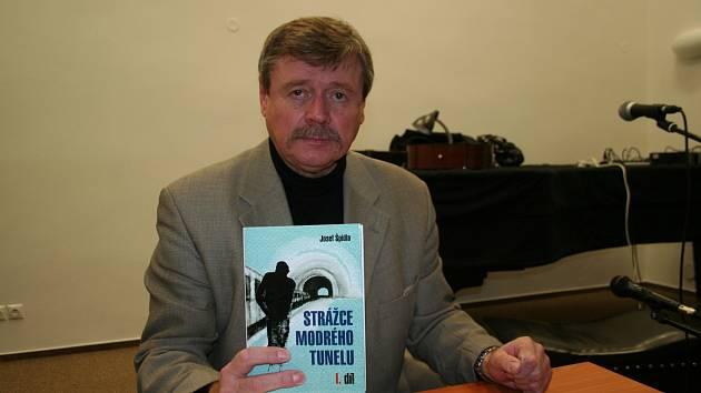 Spisovatel Josef Špidla