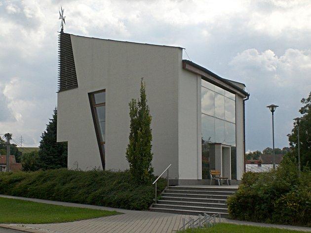 Kaple v Hruškách. Ilustrační foto.