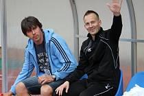 První fotbalové minuty a hodiny na Vyškovsku odehrál David Hodinář v FC Petra Drnovice.
